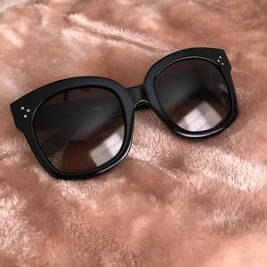 Céline 41805 Black Sunglasses